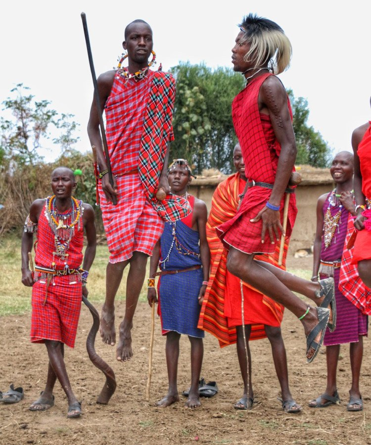Half Day Masai Village Tour